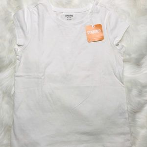 🌵Gymboree White T-shirt | New with Tag NWT